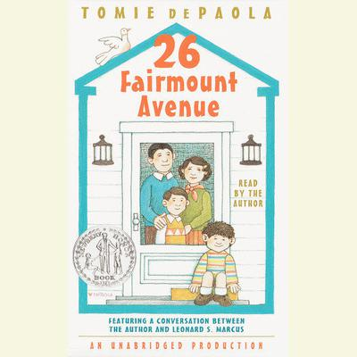 On My Way Audiobook, by Tomie dePaola
