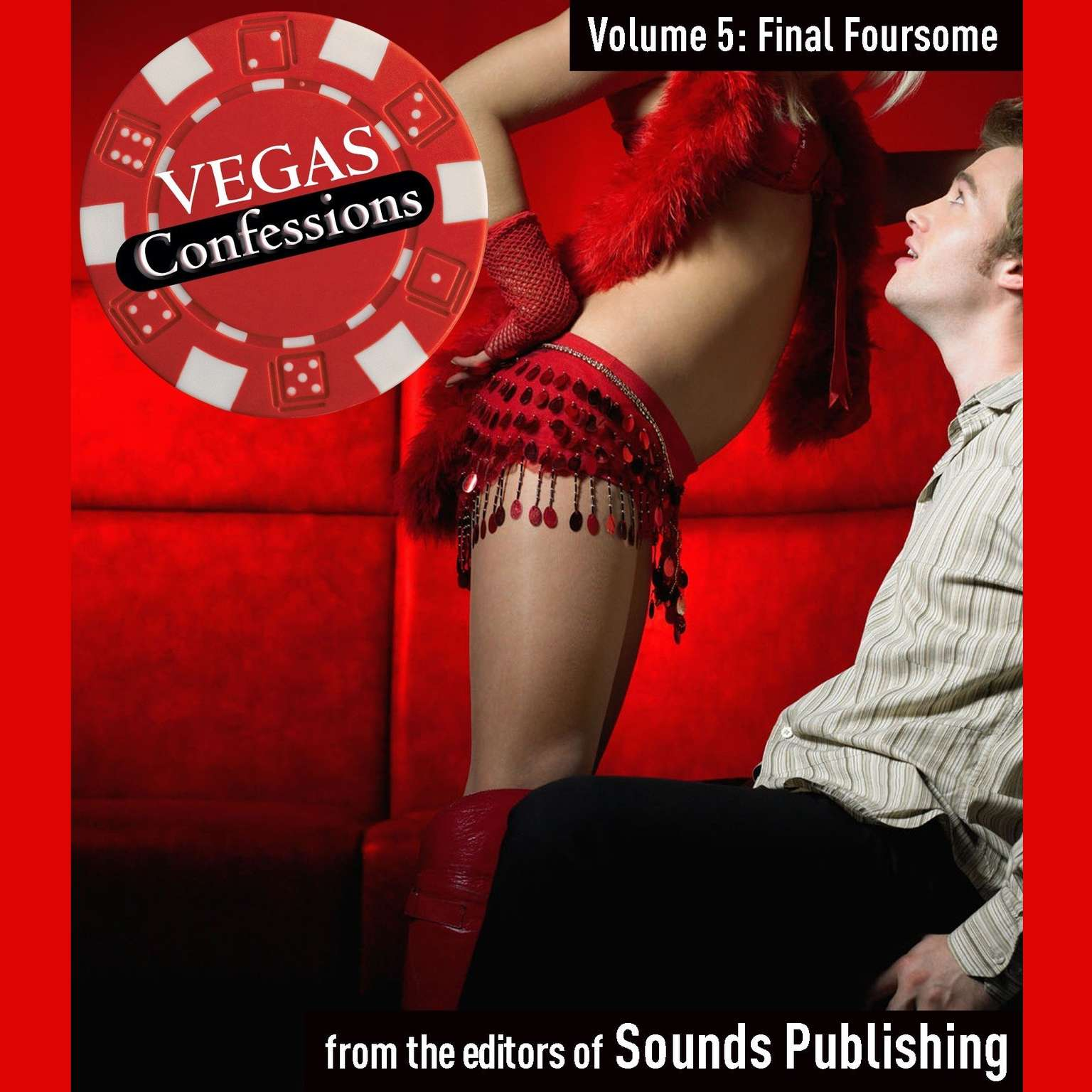 Printable Vegas Confessions 5: Final Foursome Audiobook Cover Art