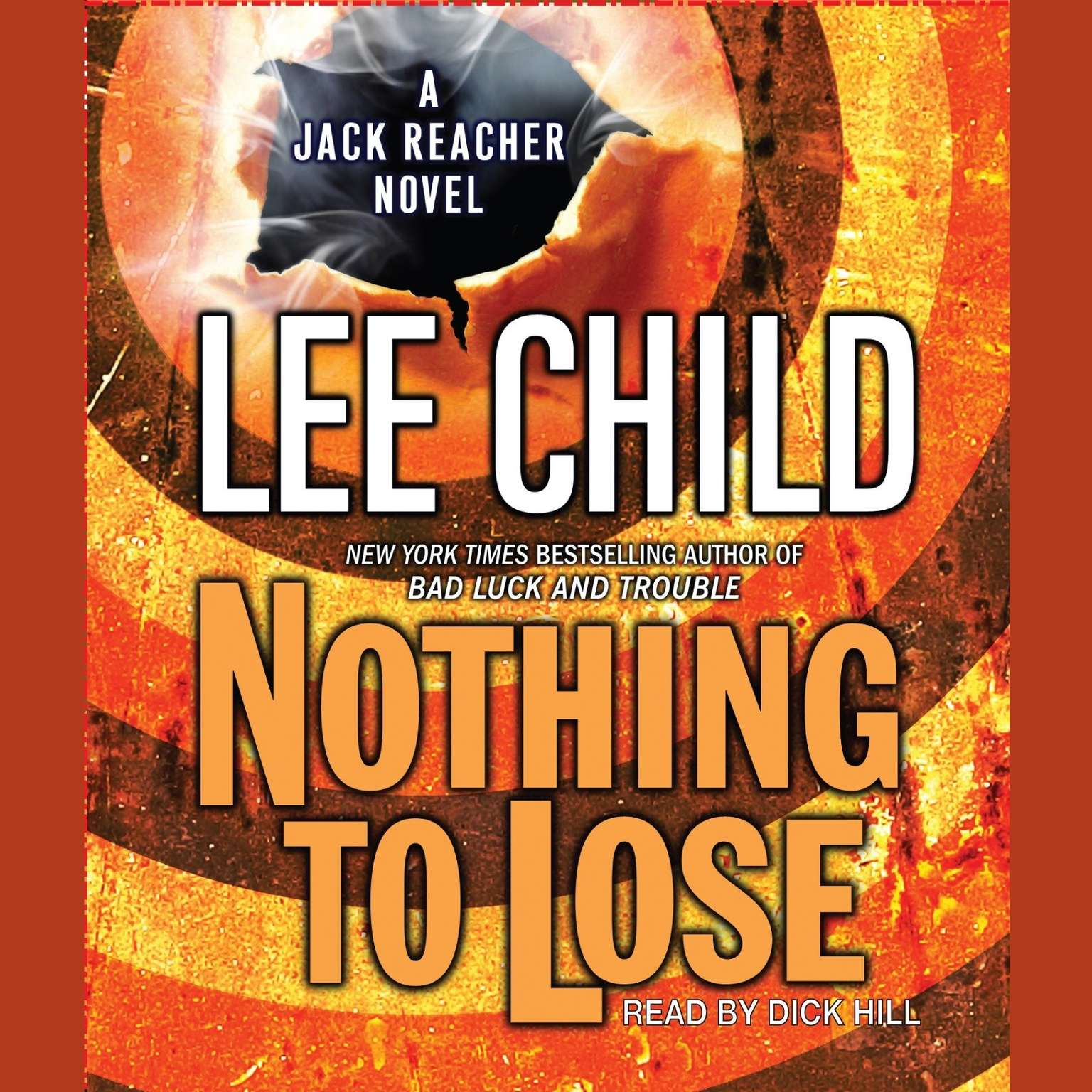 Printable Nothing to Lose Audiobook Cover Art