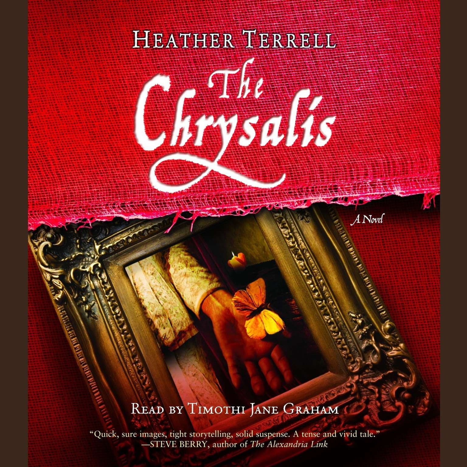 Printable The Chrysalis Audiobook Cover Art