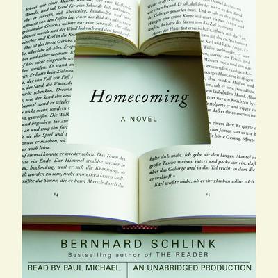 Homecoming: A Novel Audiobook, by Bernhard Schlink
