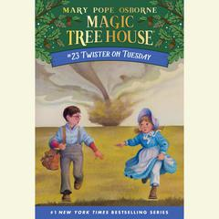 Twister on Tuesday Audiobook, by Mary Pope Osborne