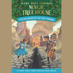 Earthquake in the Early Morning Audiobook, by Mary Pope Osborne