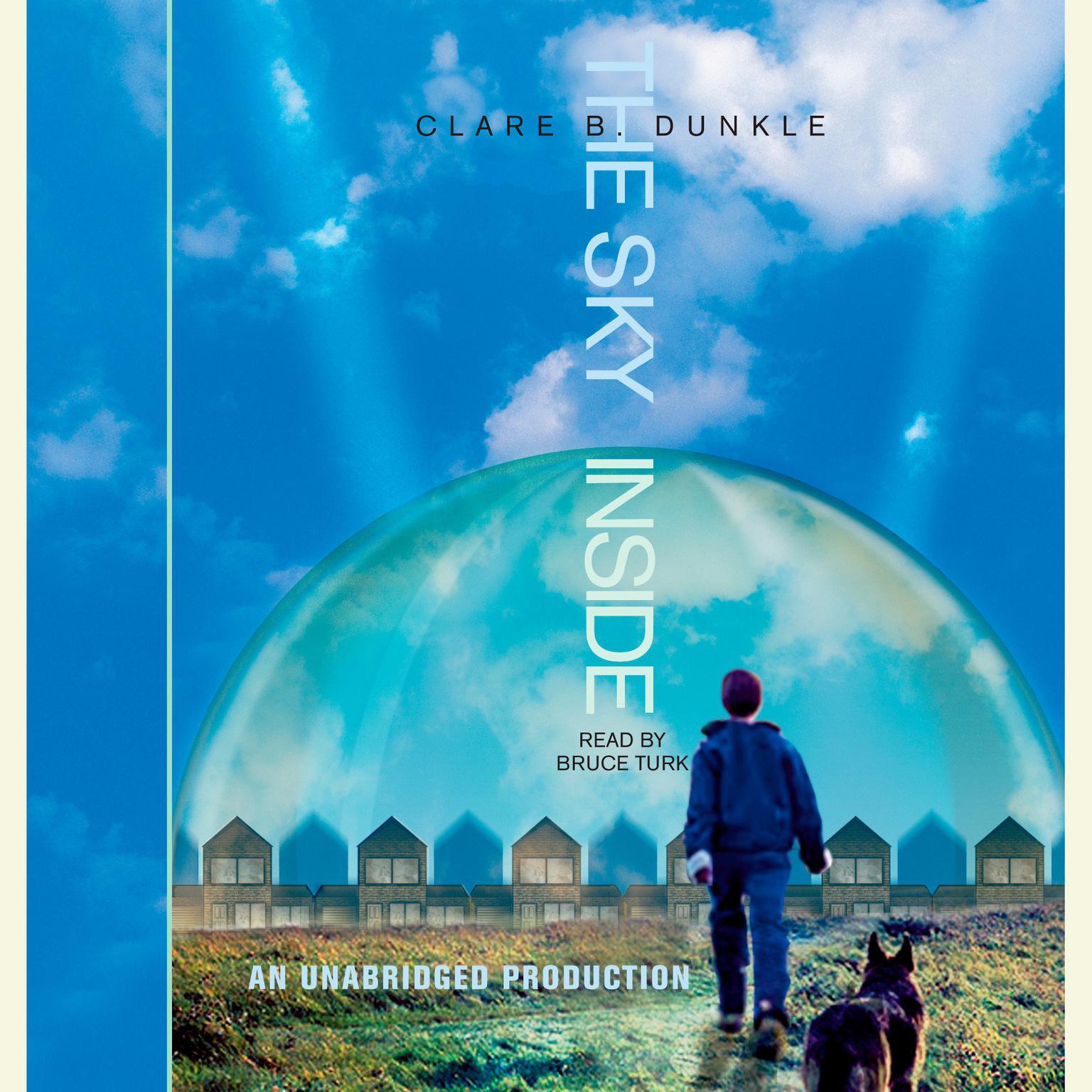 Printable The Sky Inside Audiobook Cover Art