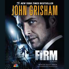 The Firm: A Novel Audiobook, by John Grisham