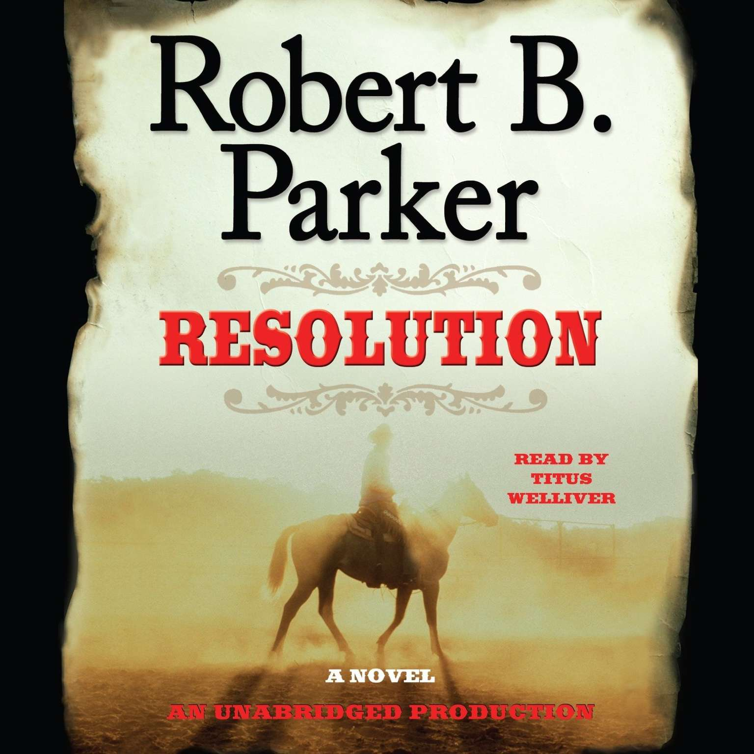 Printable Resolution Audiobook Cover Art