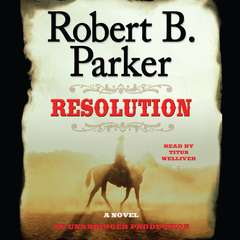 Resolution Audiobook, by Robert B. Parker