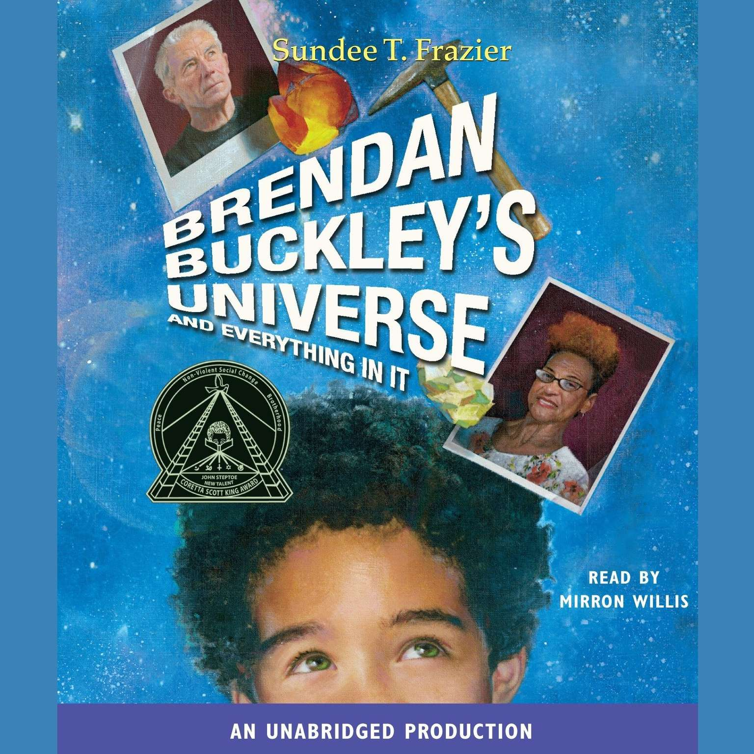 Printable Brendan Buckley's Universe and Everything in It Audiobook Cover Art