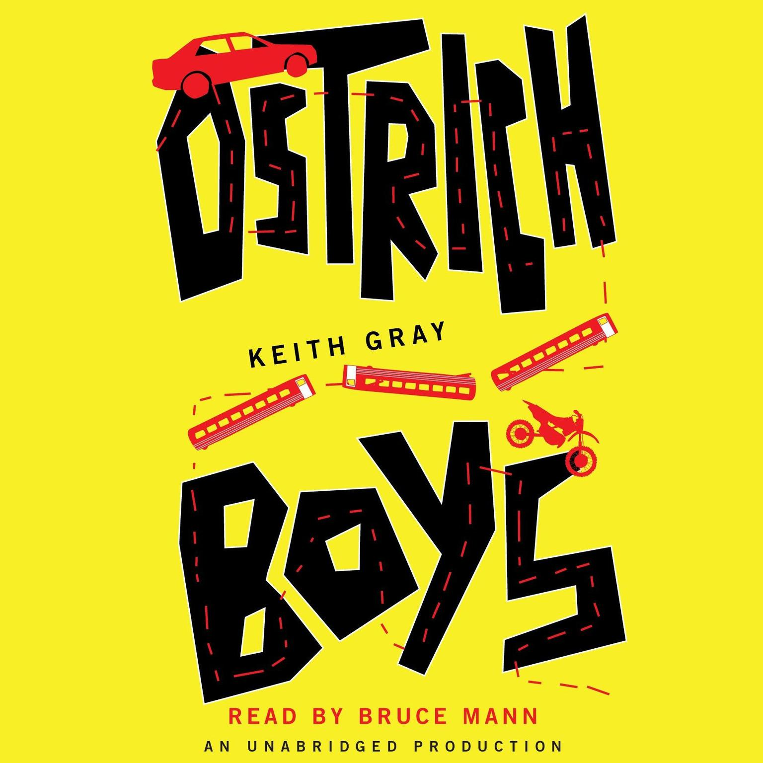 Printable Ostrich Boys Audiobook Cover Art