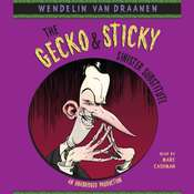 The Gecko and Sticky: Sinister Substitute Audiobook, by Wendelin Van Draanen
