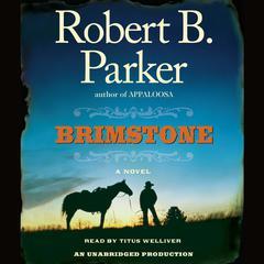 Brimstone Audiobook, by Robert B. Parker