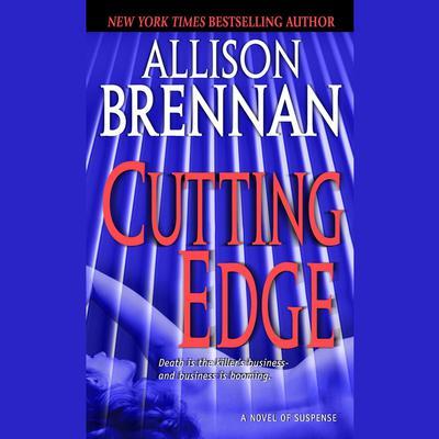 Cutting Edge: A Novel of Suspense Audiobook, by Allison Brennan