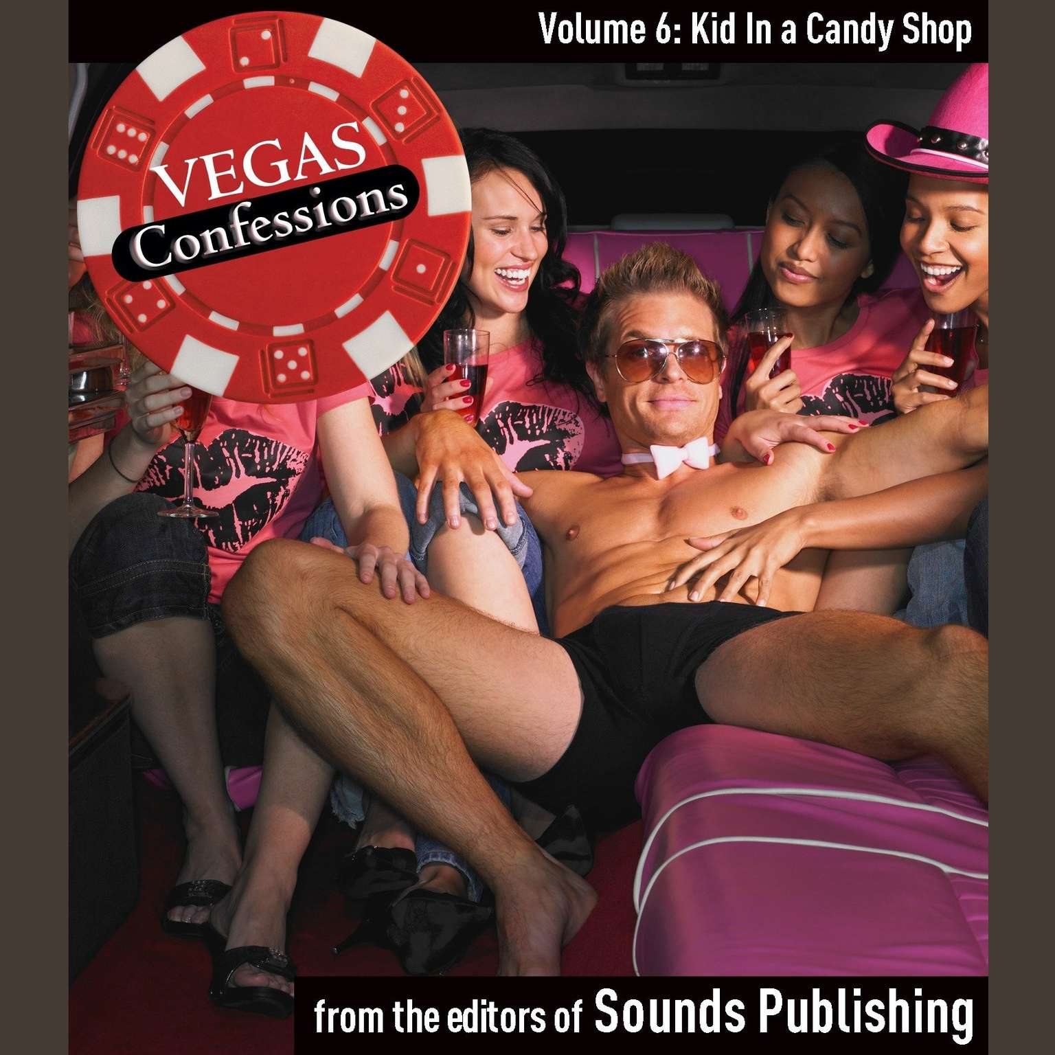 Printable Vegas Confessions 6:Kid In a Candy Shop Audiobook Cover Art