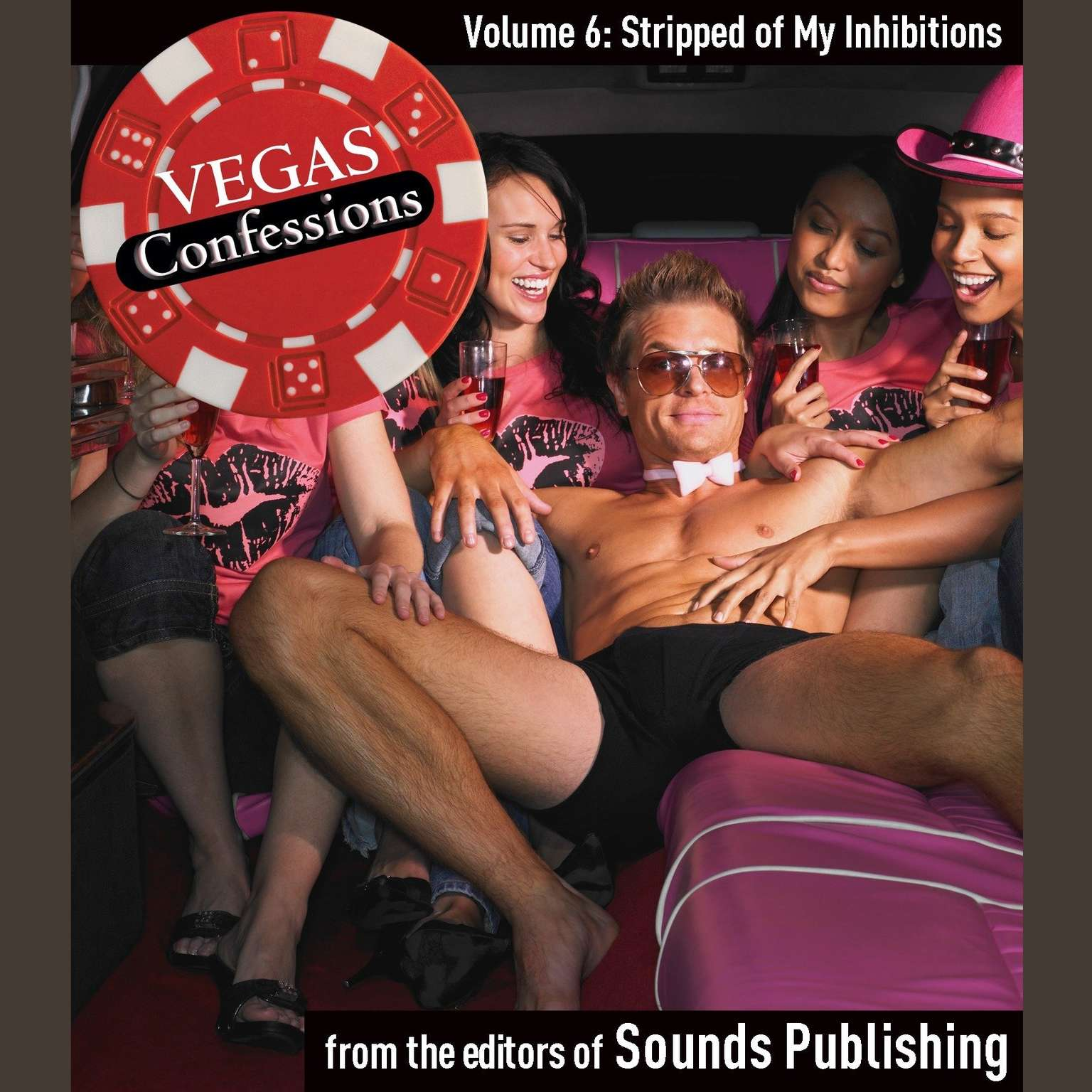 Printable Vegas Confessions 6: Stripped of My Inhibitions Audiobook Cover Art