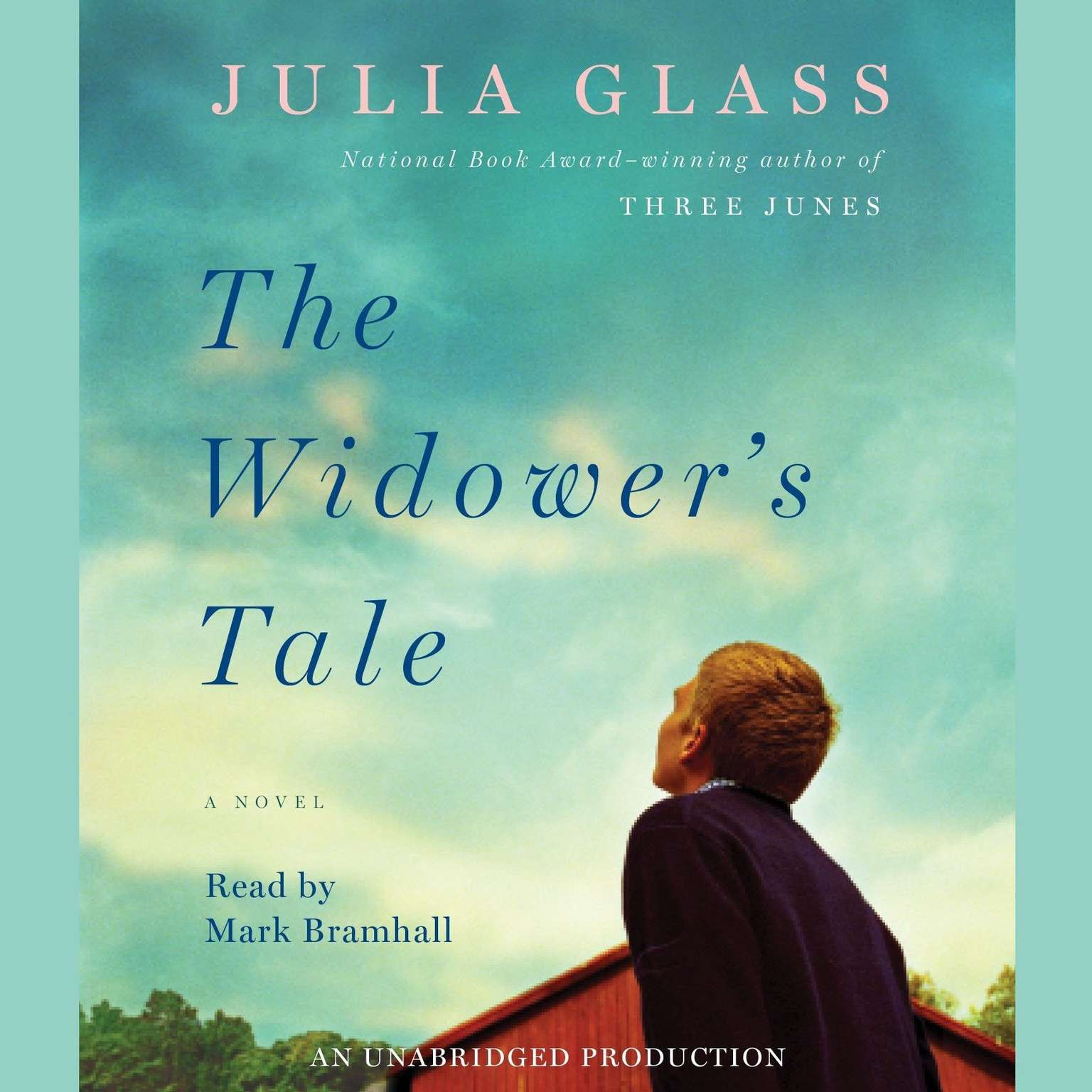 Printable The Widower's Tale Audiobook Cover Art