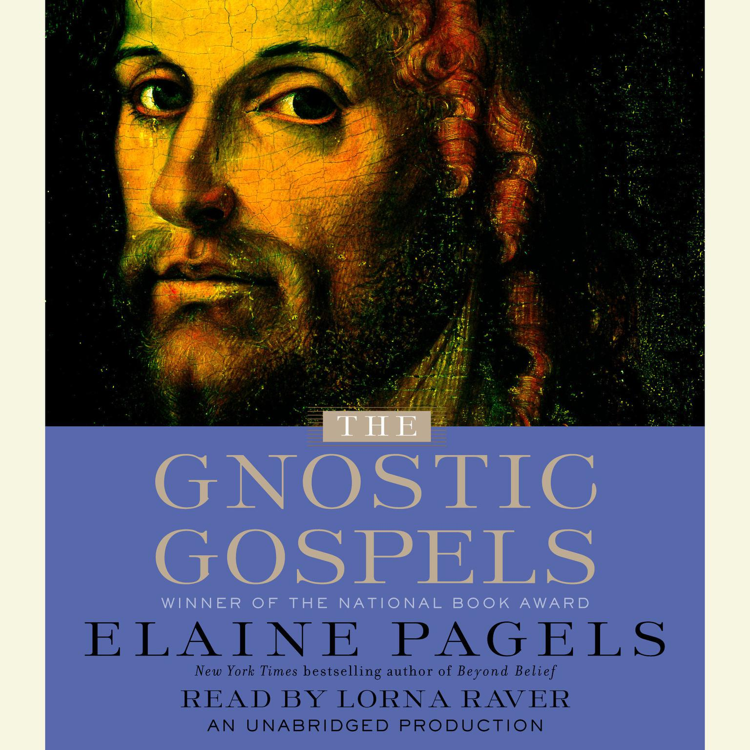 Printable The Gnostic Gospels Audiobook Cover Art