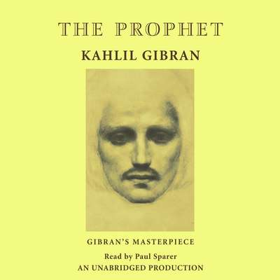 The Prophet Audiobook, by Kahlil Gibran