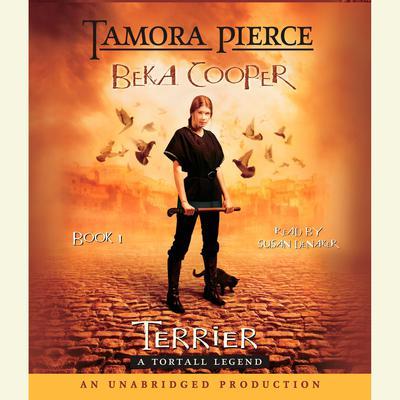 Terrier: The Legend of Beka Cooper #1 Audiobook, by Tamora Pierce