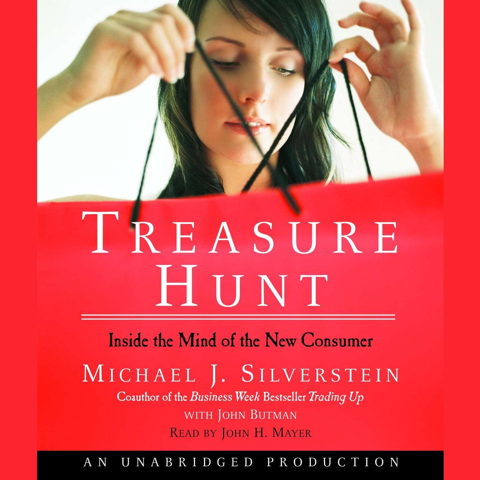 Printable Treasure Hunt: Inside the Mind of the New Consumer Audiobook Cover Art