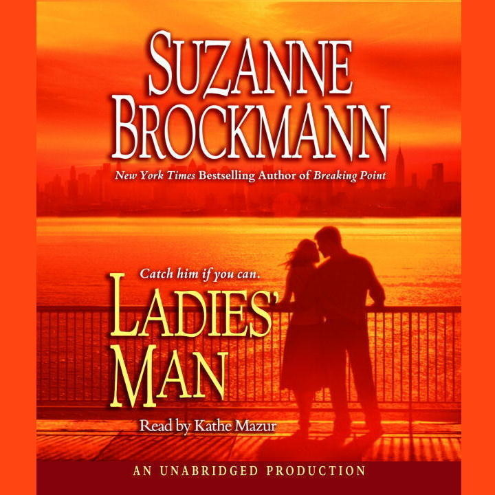 Printable Ladies' Man Audiobook Cover Art