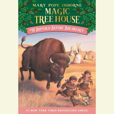 Buffalo Before Breakfast Audiobook, by Mary Pope Osborne