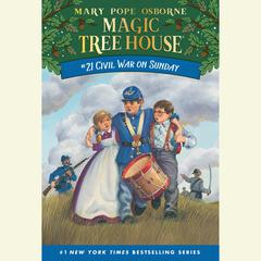 Civil War on Sunday Audiobook, by Mary Pope Osborne