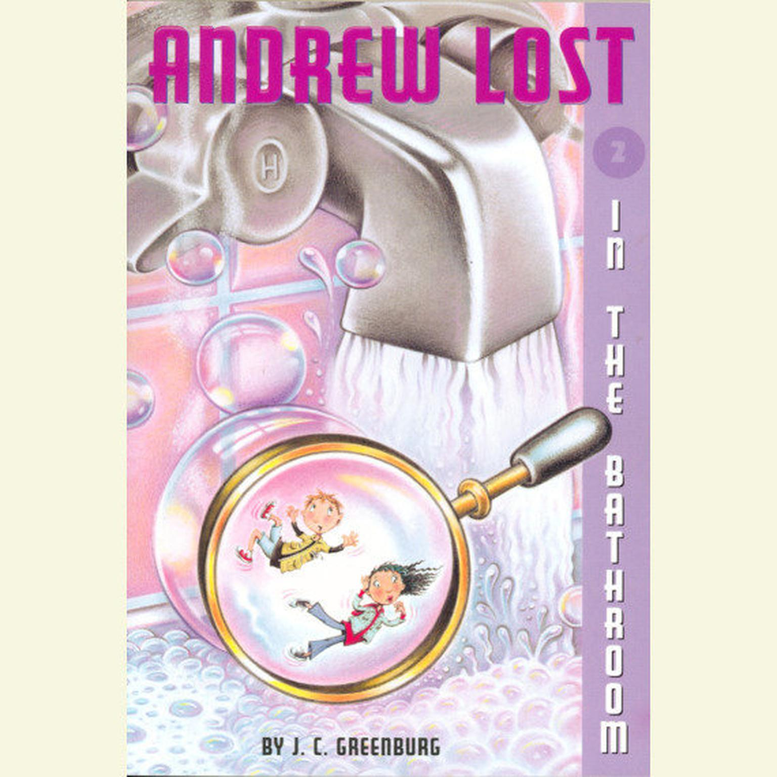 Printable In the Bathroom: Andrew Lost #2 Audiobook Cover Art