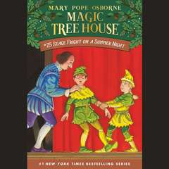 Stage Fright on a Summer Night Audiobook, by Mary Pope Osborne