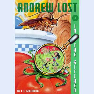 In the Kitchen: Andrew Lost #3 Audiobook, by J. C. Greenburg