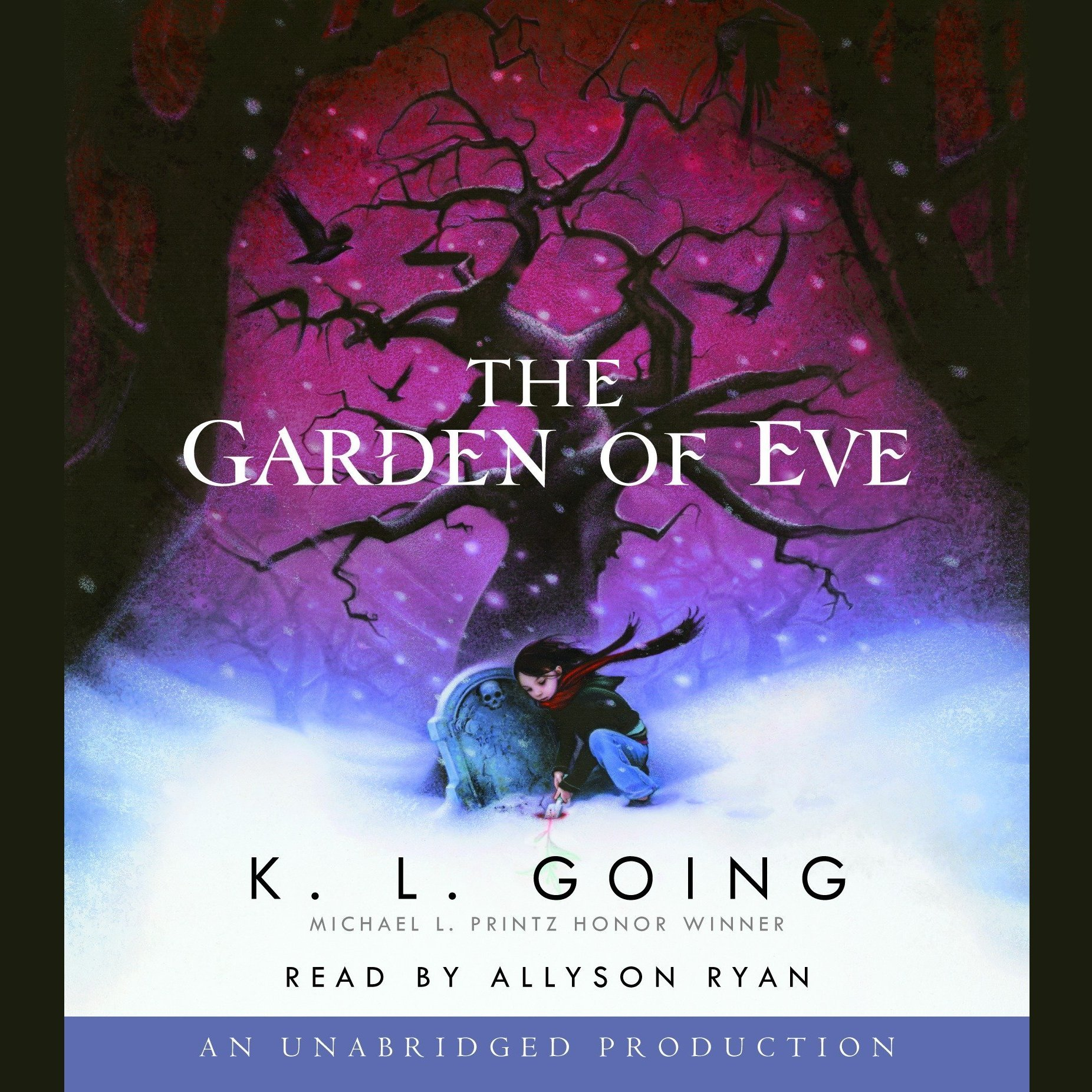 Printable The Garden of Eve Audiobook Cover Art