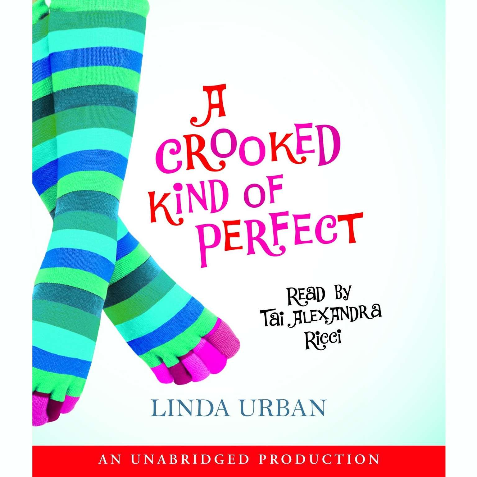 Printable A Crooked Kind of Perfect Audiobook Cover Art