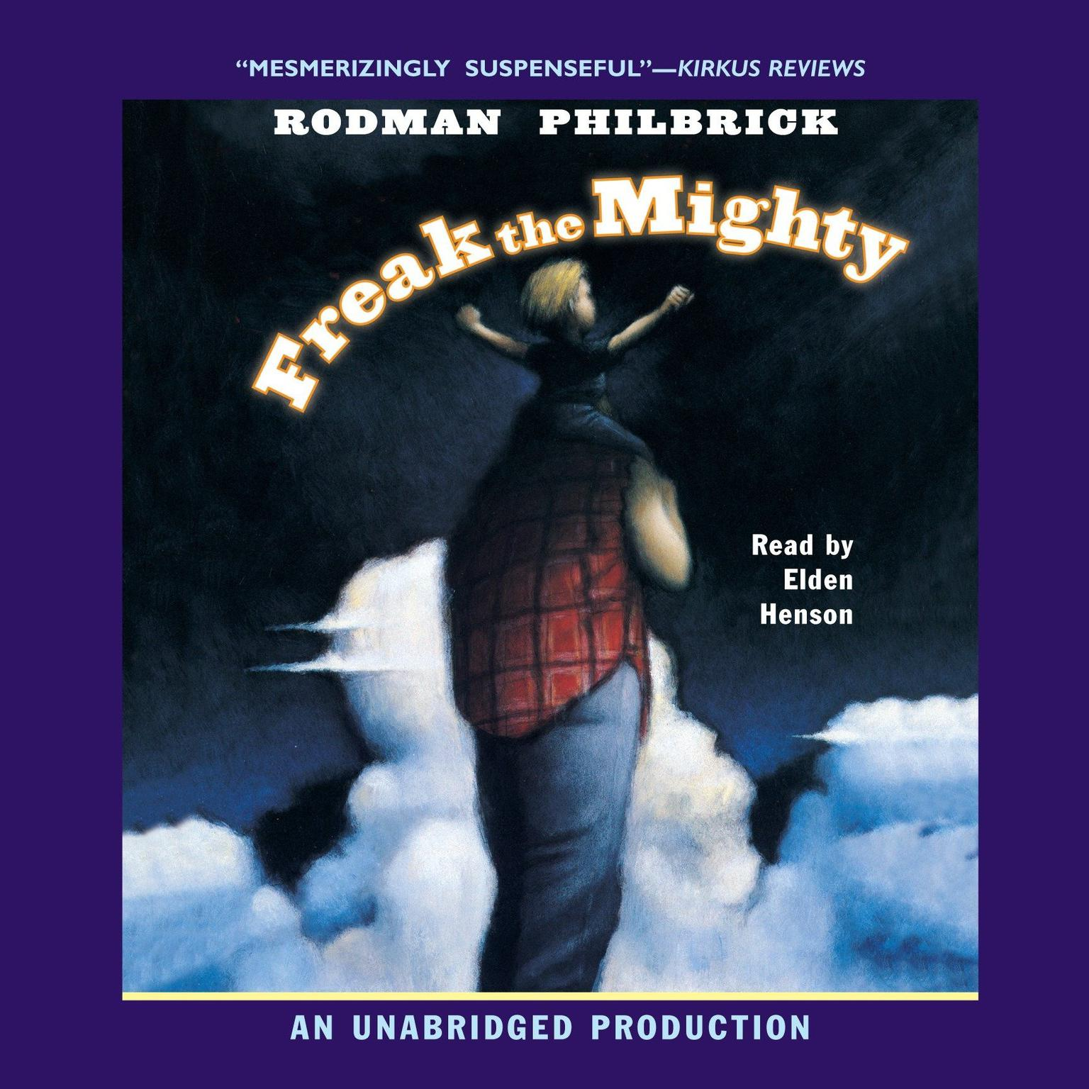 Printable Freak the Mighty Audiobook Cover Art