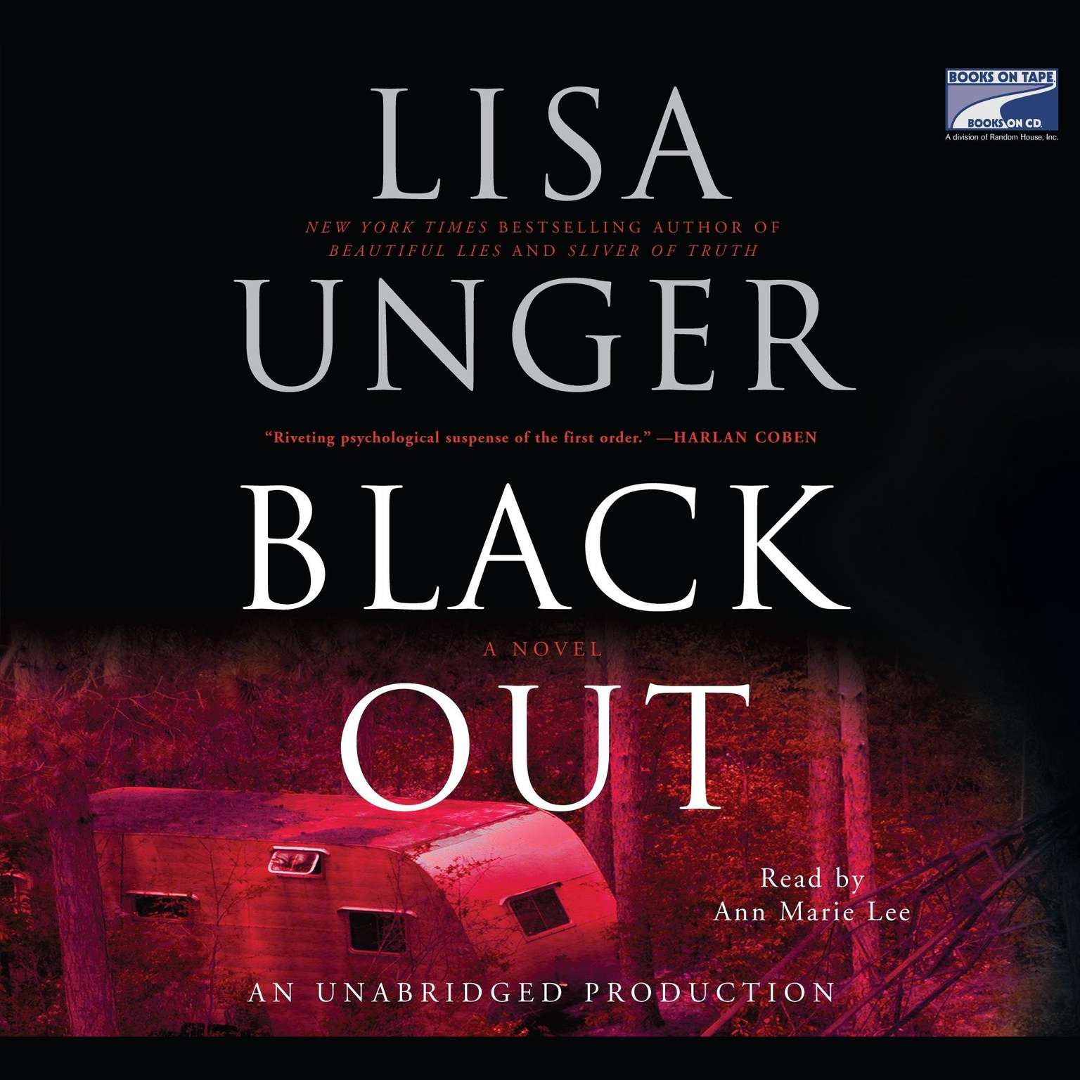 Printable Black Out: A Novel Audiobook Cover Art