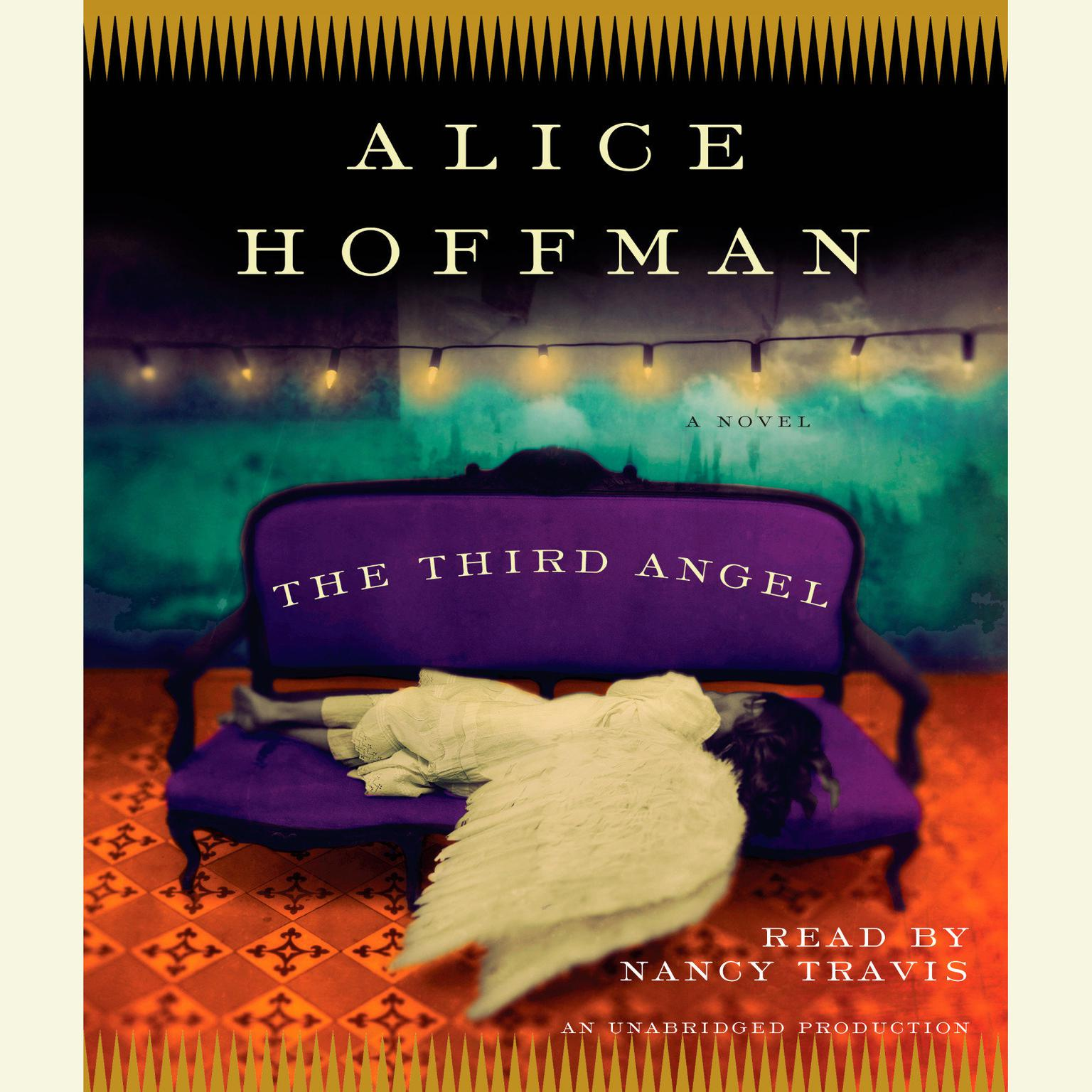 Printable The Third Angel: A Novel Audiobook Cover Art