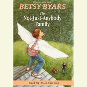 The Not-Just-Anybody Family, by Betsy Byars