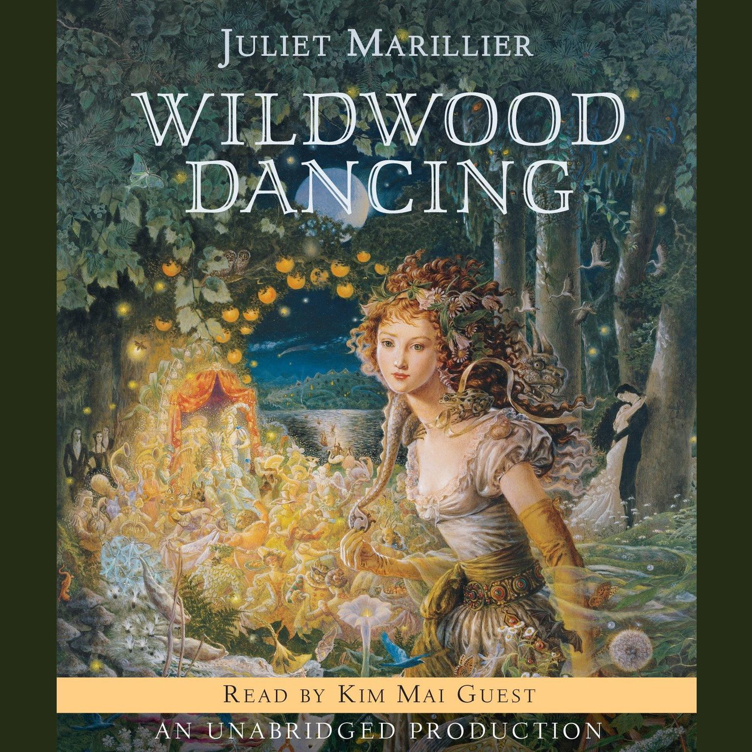 Printable Wildwood Dancing Audiobook Cover Art