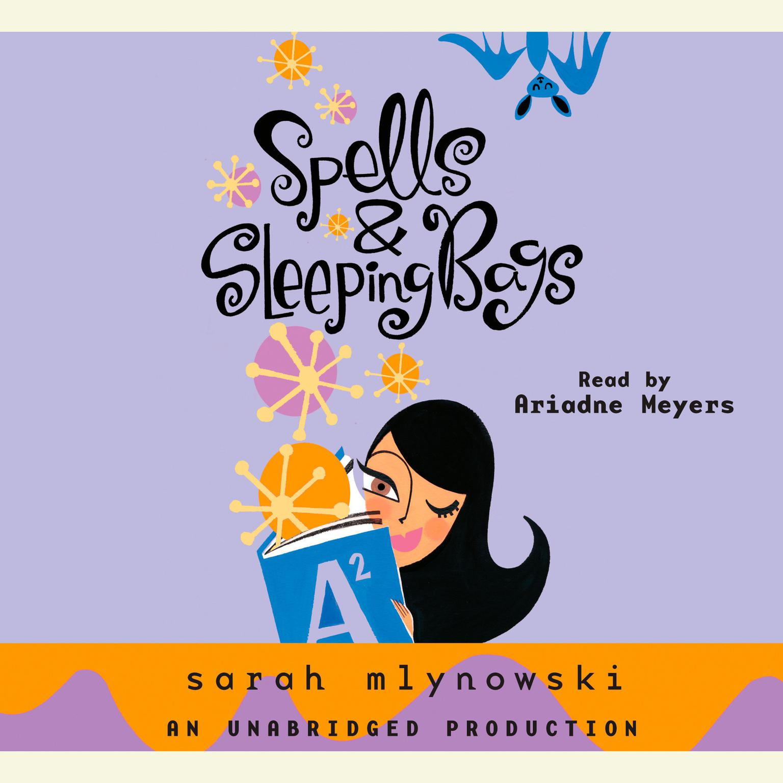 Printable Spells & Sleeping Bags Audiobook Cover Art
