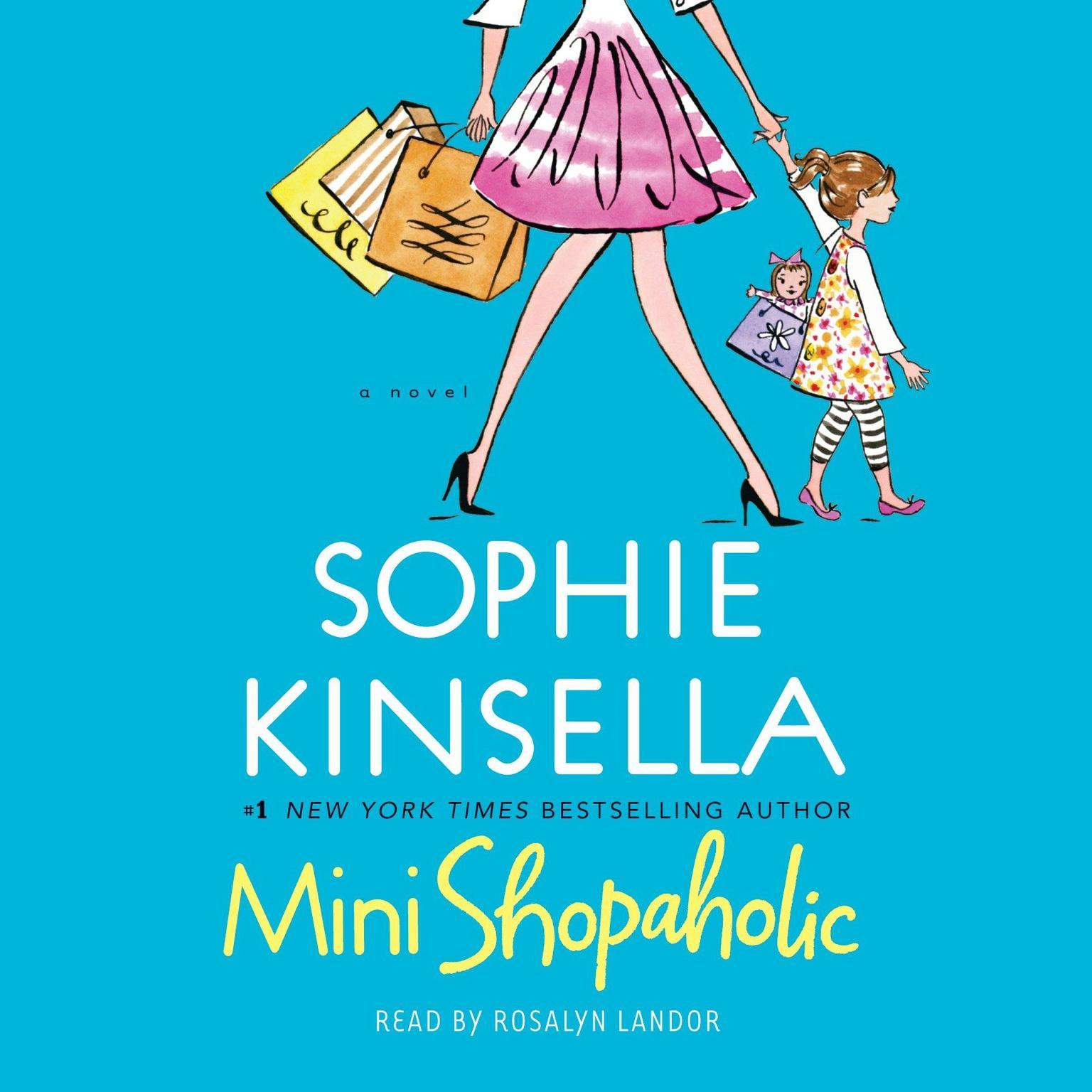 Printable Mini Shopaholic: A Novel Audiobook Cover Art