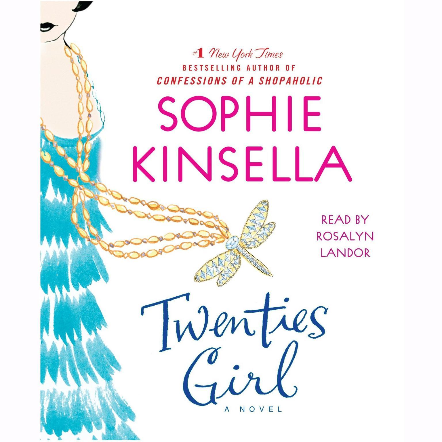 Printable Twenties Girl: A Novel Audiobook Cover Art