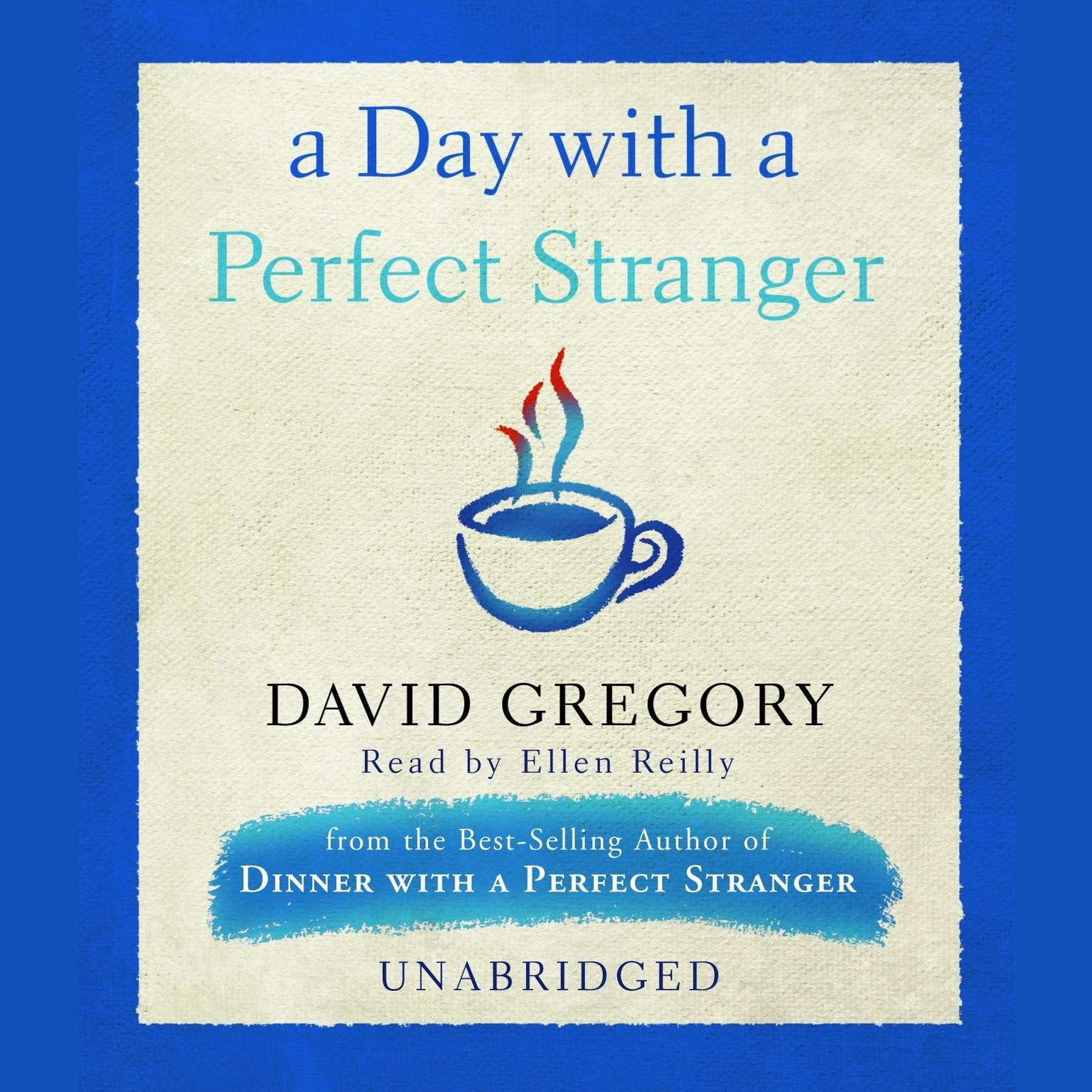 Printable A Day with a Perfect Stranger Audiobook Cover Art