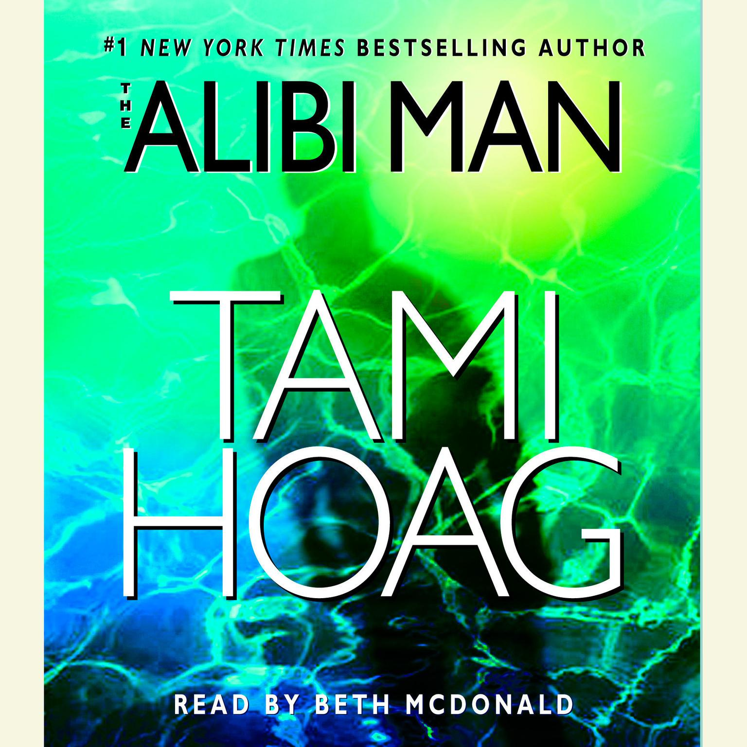 Printable The Alibi Man Audiobook Cover Art
