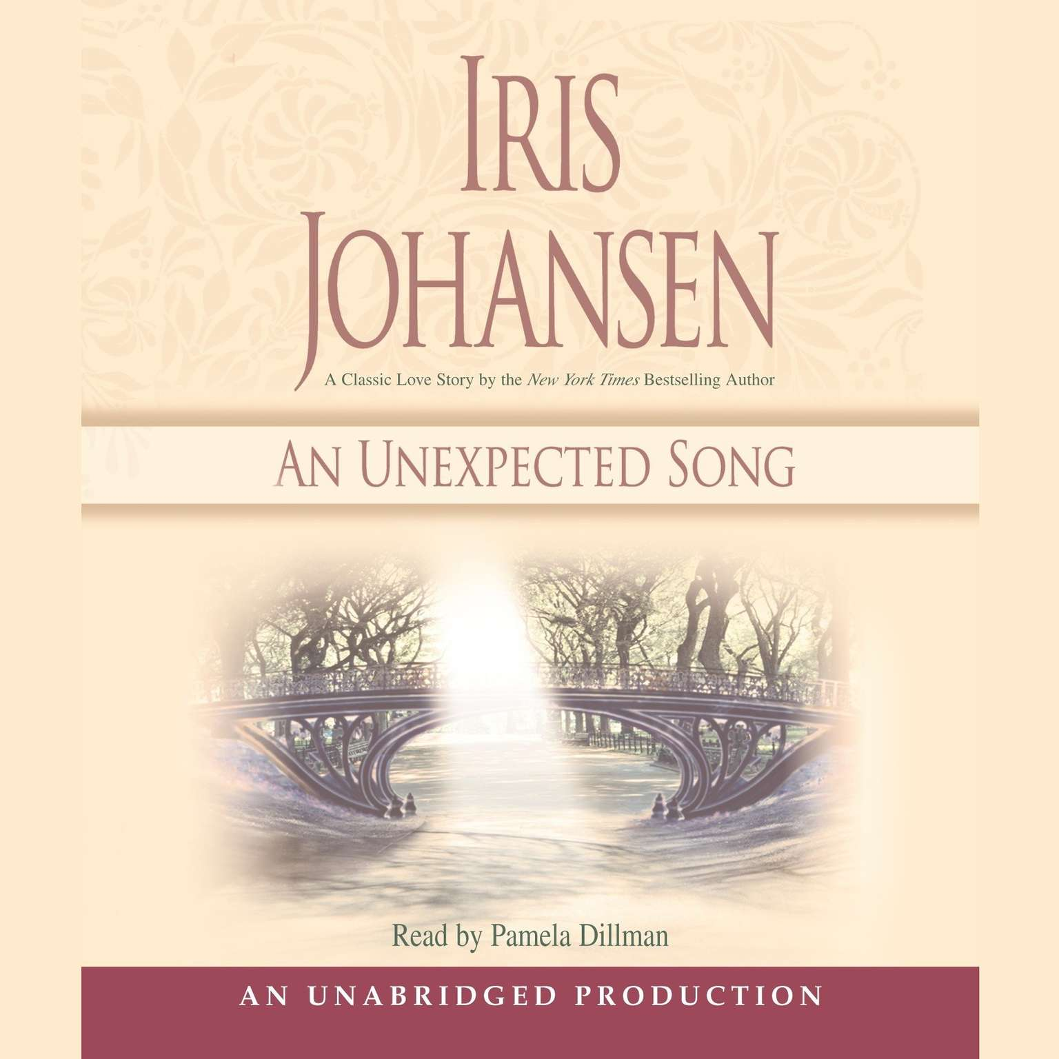 Printable An Unexpected Song Audiobook Cover Art