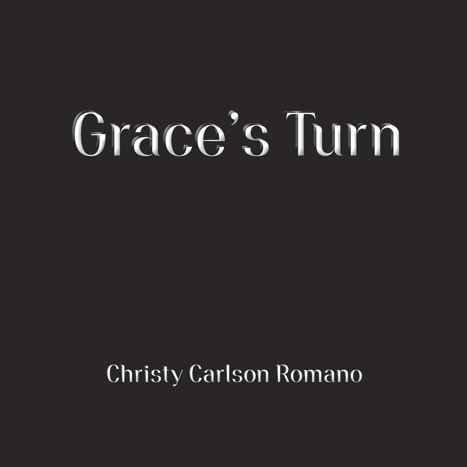 Printable Grace's Turn Audiobook Cover Art