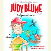 Fudge-A-Mania, by Judy Blume