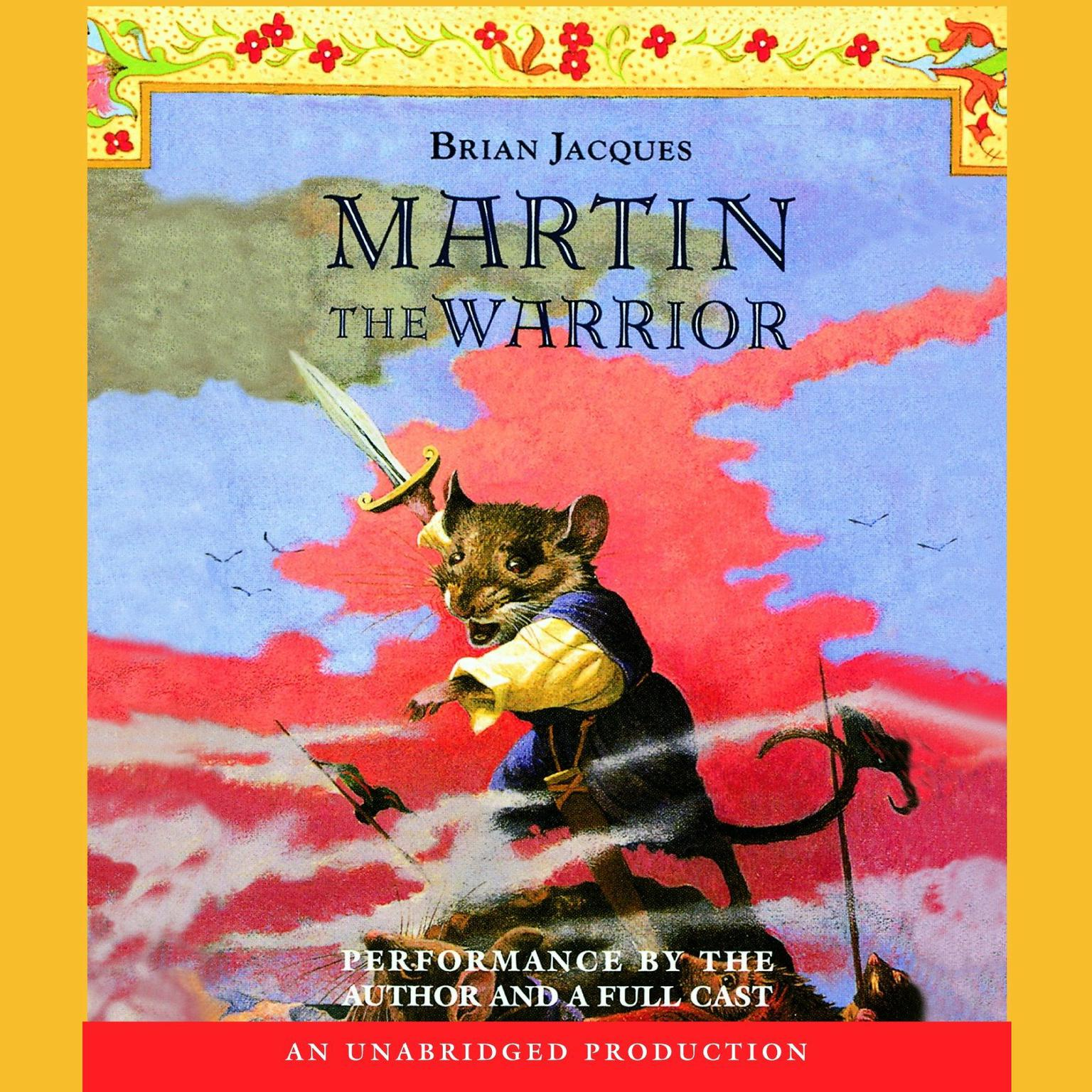Printable Martin the Warrior Audiobook Cover Art