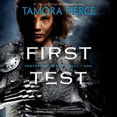 First Test: Book 1 of the Protector of the Small Quartet Audiobook, by
