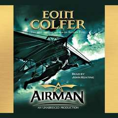 Airman Audiobook, by Eoin Colfer