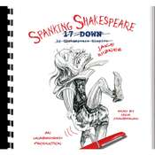 Spanking Shakespeare Audiobook, by Jake Wizner