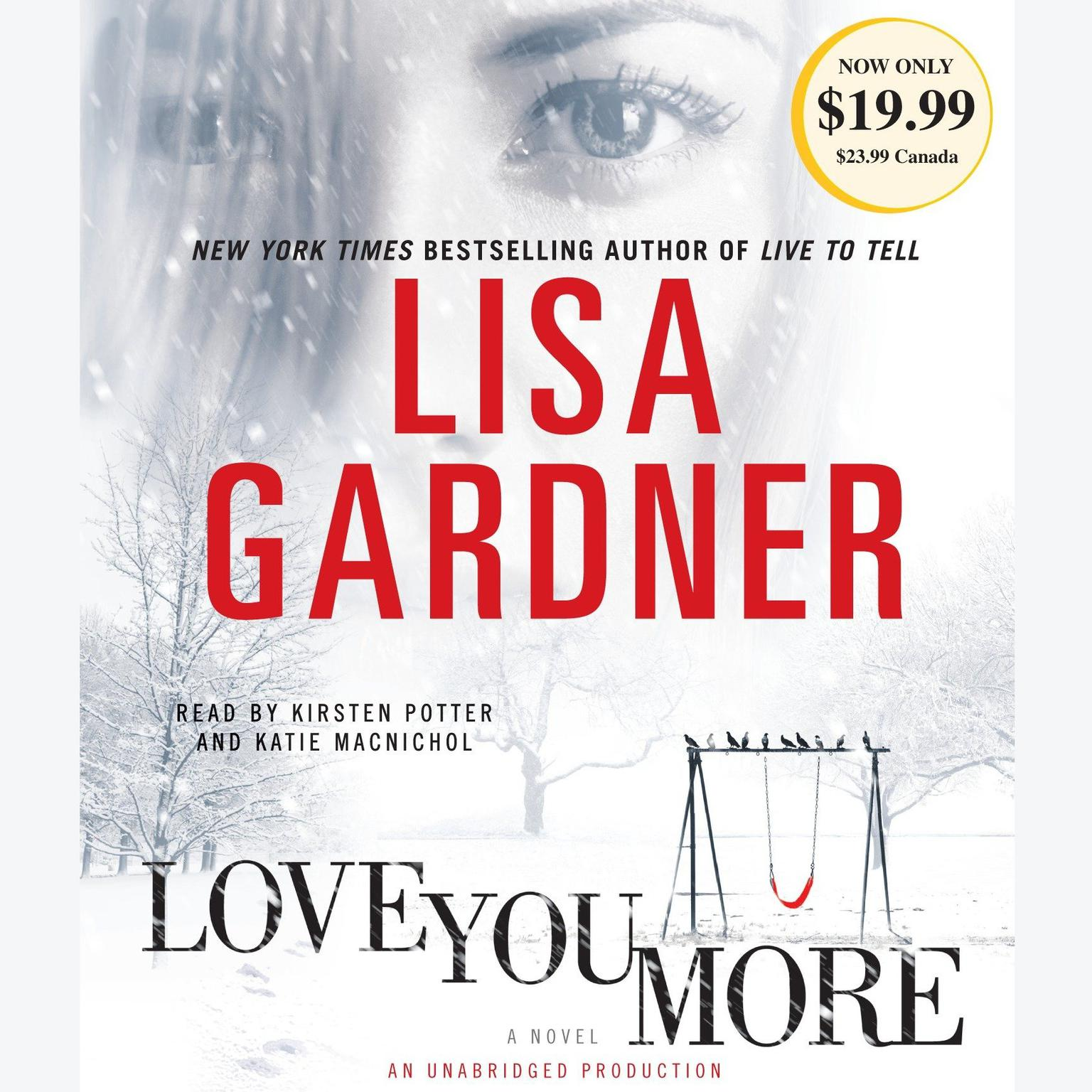 Printable Love You More: A Novel Audiobook Cover Art