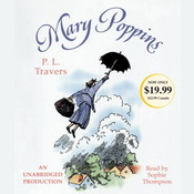 Mary Poppins, by P. L. Travers